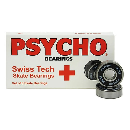 PSYCHO SWISS BEARINGS