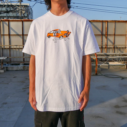 krab world - The car Tee Orange