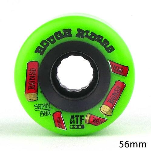 BONES ATF R.RIDERS SHOTGUN GREEN 56mm