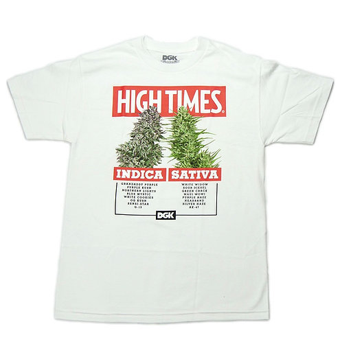 DGK X HIGHTIMES OPTIONS TEE