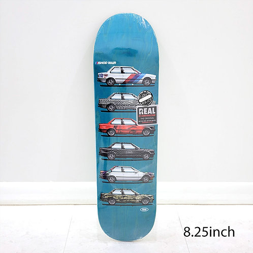 Real Wair Customs Twin Tail Deck 8.25
