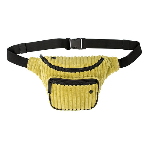 BIGBWILLIE DELUXE BUMBAG Yellow