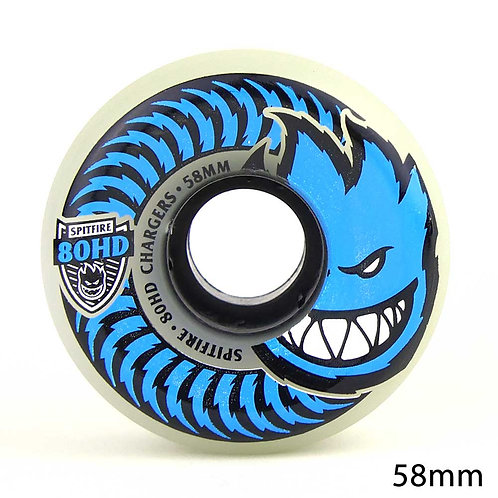 SPITFIRE 80HD CLEAR 58mm
