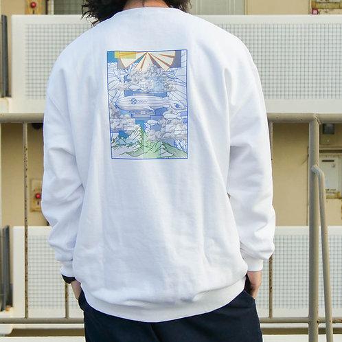 GRAVITY ORIGINAL SPACESHIP Sweatshirt