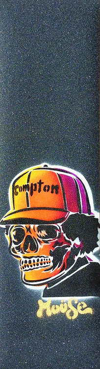 COMPTON MOUSE GRIP ORANGE