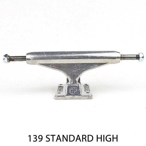 INDY 139 STANDARD SILVER HIGH