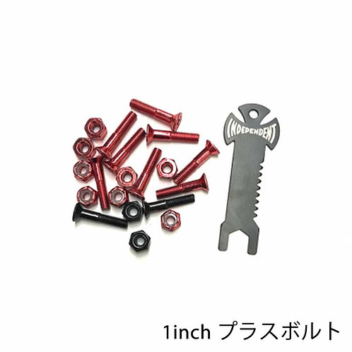 INDY HARDWARE RED ツール付き 1インチ プラス
