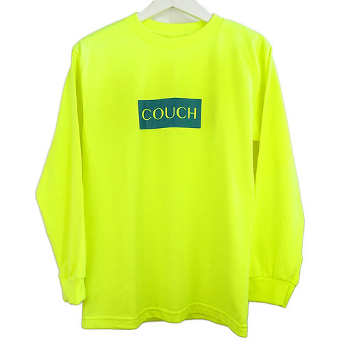 COUCH SURF CO Bar Logo L/S Tee