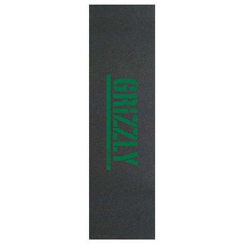 Grizzly STAMP GRIPTAPE GREEN
