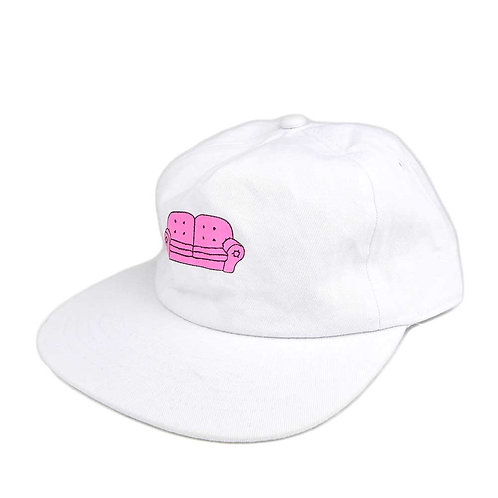 COUCH SURF CO Faded HAT White