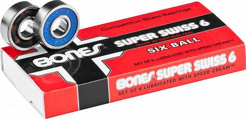 BONES ベアリング SUPRE SWISS 6BALL