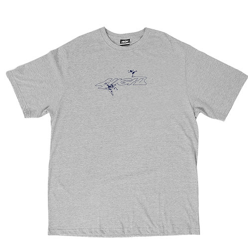 HIGH COMPANY Tee Ice Moves Grey