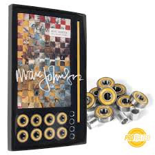 Andale Marc Johnson Notepad Bearings