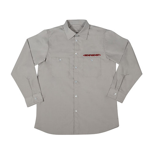 INDY GRINDSTONE L/S WORK SHIRT