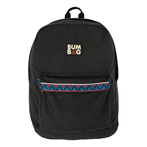 THE GER'T SCOUT BACKPACK Black