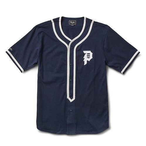 PRIMITIVE TOKYO CHAMPS JERSEY MIDNIGHT