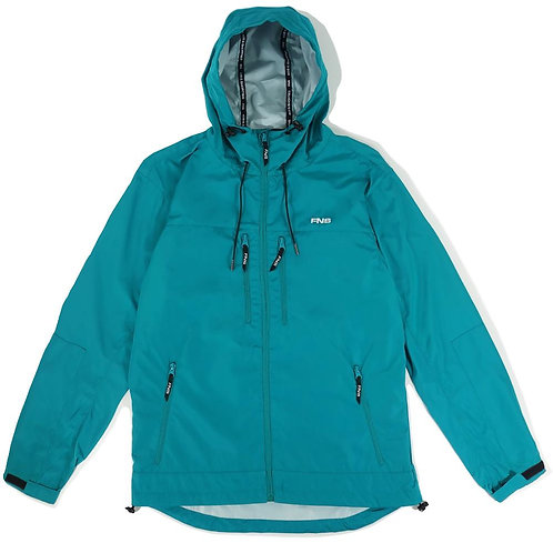 40s and Shorties CORE WINDBREAKER TEAL