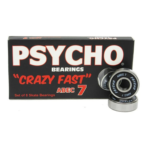 PSYCHO ABEC 7 BEARINGS
