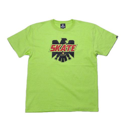 SINCEALL SKATE GREEN T-SHIRT
