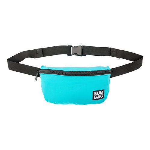 BUMBAG SQUIREL POUCH TEAL