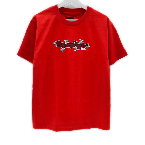 QUANTUM GOODS TEE RED