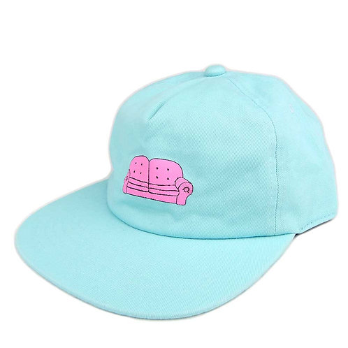 COUCH SURF CO Faded HAT Blue