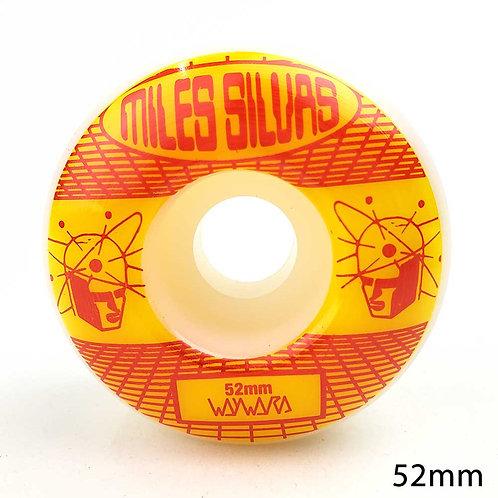 WAYWARD WHEELS Miles Silvas 52mm