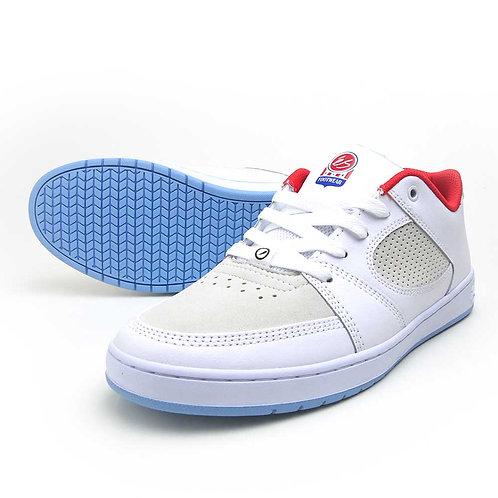 eS ACCEL SLIM White/Blue