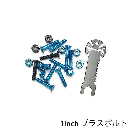 INDY HARDWARE BLUE ツール付き 1インチ プラス