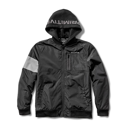 PRIMITIVE Black Pack Darkside Jacket