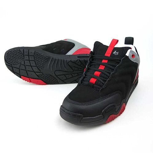 eS TRIBO BLACK/GREY/RED