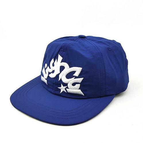 HIGH COMPANY 6PANEL STAR CAP NAVY