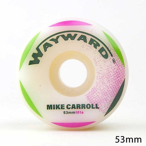 WAYWARD WHEELS Mike Carroll 53mm