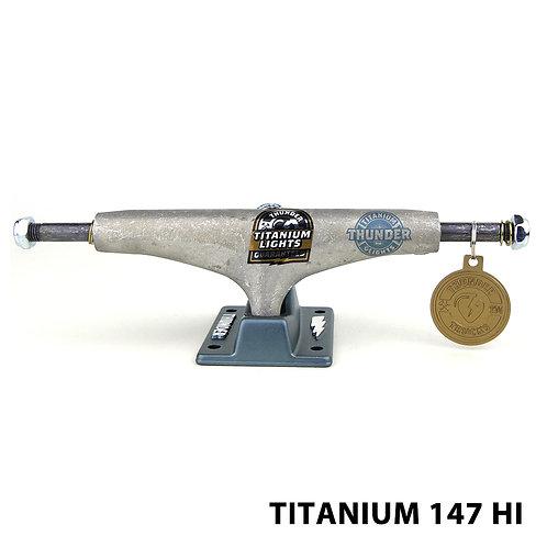 THUNDER TITANIUM GUN METAL 147 HI