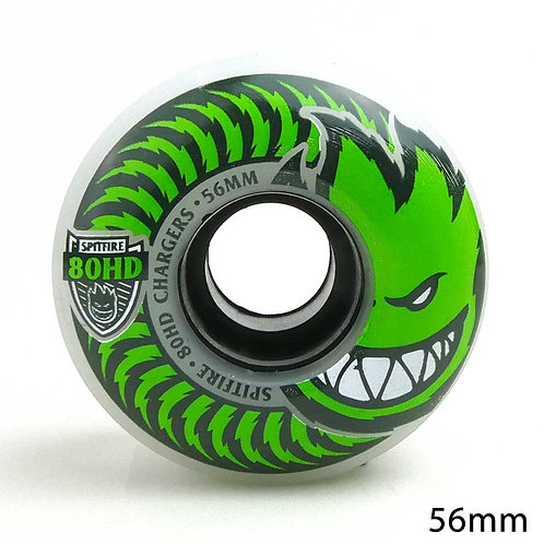 SPITFIRE 80HD CLEAR/GREEN 56mm