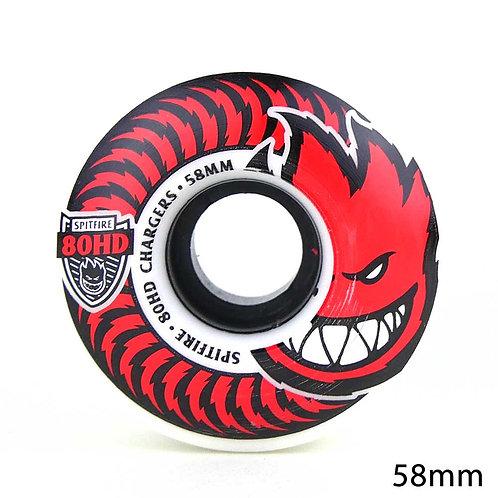SPITFIRE 80HD RED 58mm