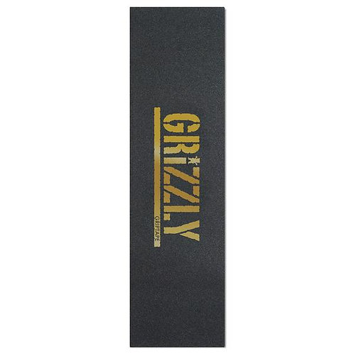 Grizzly STAMP GRIPTAPE GOLD