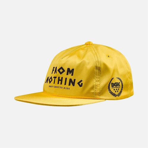 DGK GAMBLER SNAPBACK CAP