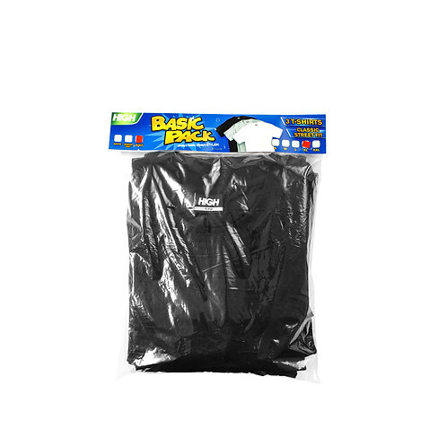HIGH COMPANY BASIC 3PACK BLACK