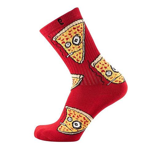 PSOCKADELIC SOCKS Fried Pizza