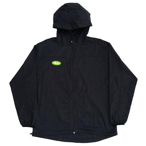 HIGH COMPANY Rain Jacket Black