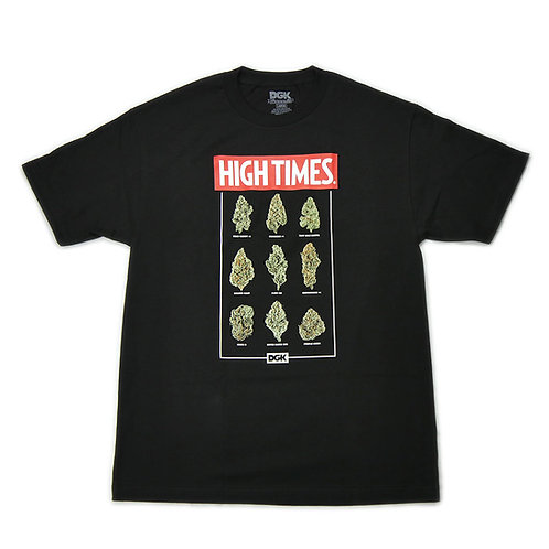 DGK X HIGHTIMES FIRE TEE