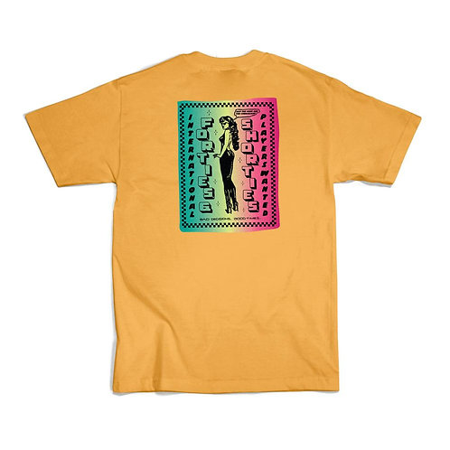 40s & Shorties GOOD TIMES TEE CITRUS