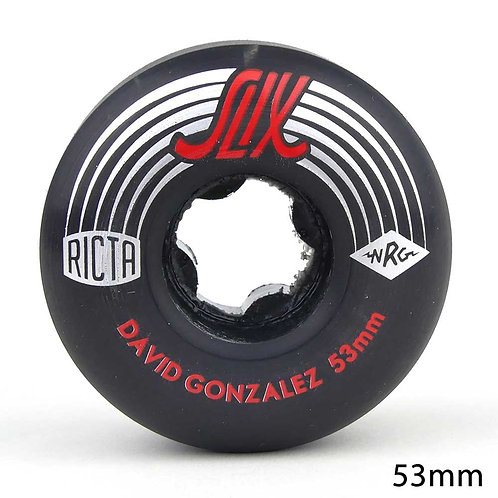 RICTA SLIX DAVID GONZALEZ BLACK 53mm