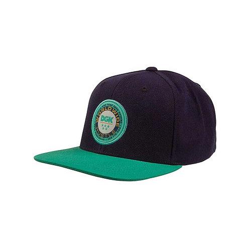 DGK WORLDWIDE SNAPBACK CAP