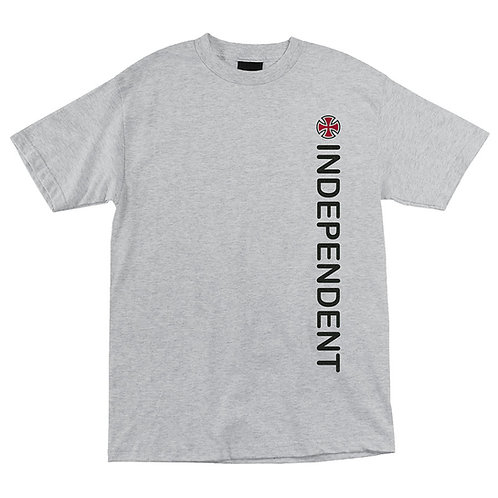 INDY DIRECTIONAL TEE GREY