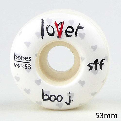 BONES WHEELS STF V4 Boo Johnson 53mm