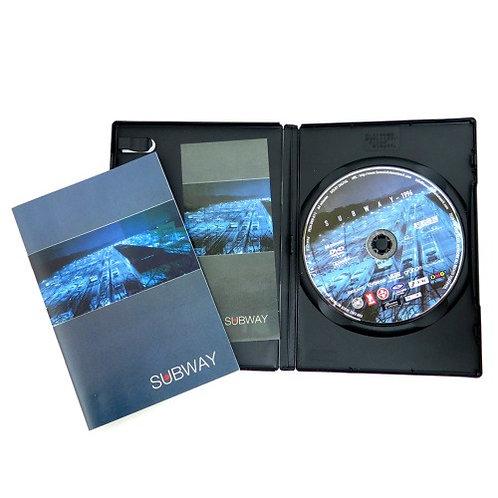 "FESN ""SUBWAY"" 1997 DVD"