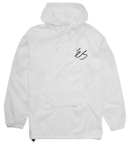 eS Packable Anorak Jacket white M