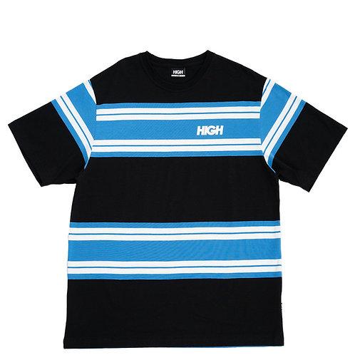 HIGH COMPANY TEE KIDZ OG BLACK/BLUE
